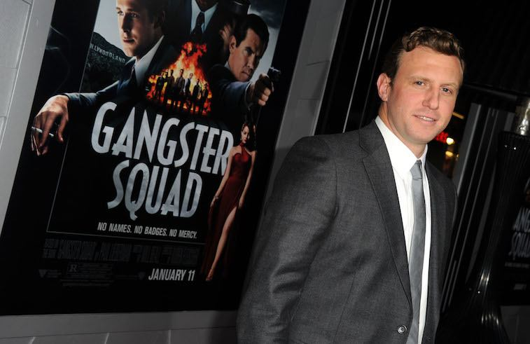 "irector Ruben Fleischer arrives at Warner Bros. Pictures' ""Gangster Squad"" premiere"