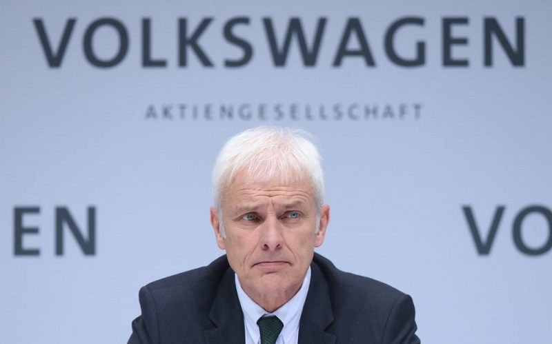 Volkswagen Dieselgate fallout continues in 2017