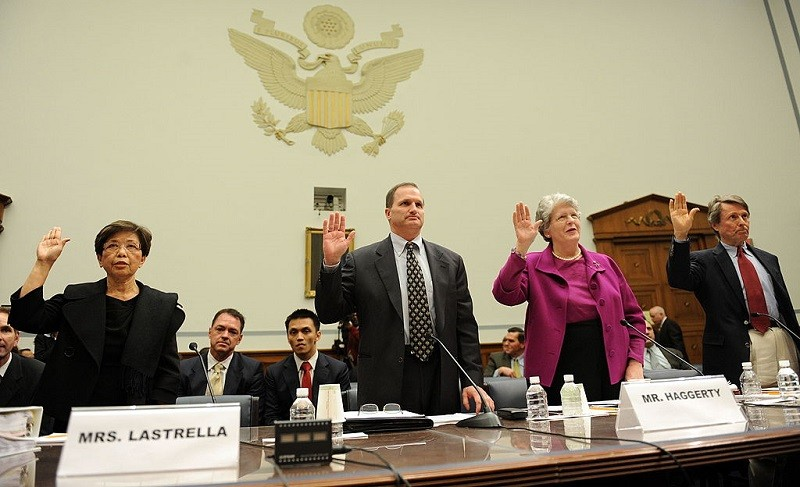 Victims of unintended acceleration in a Toyota testify on Capitol Hill.