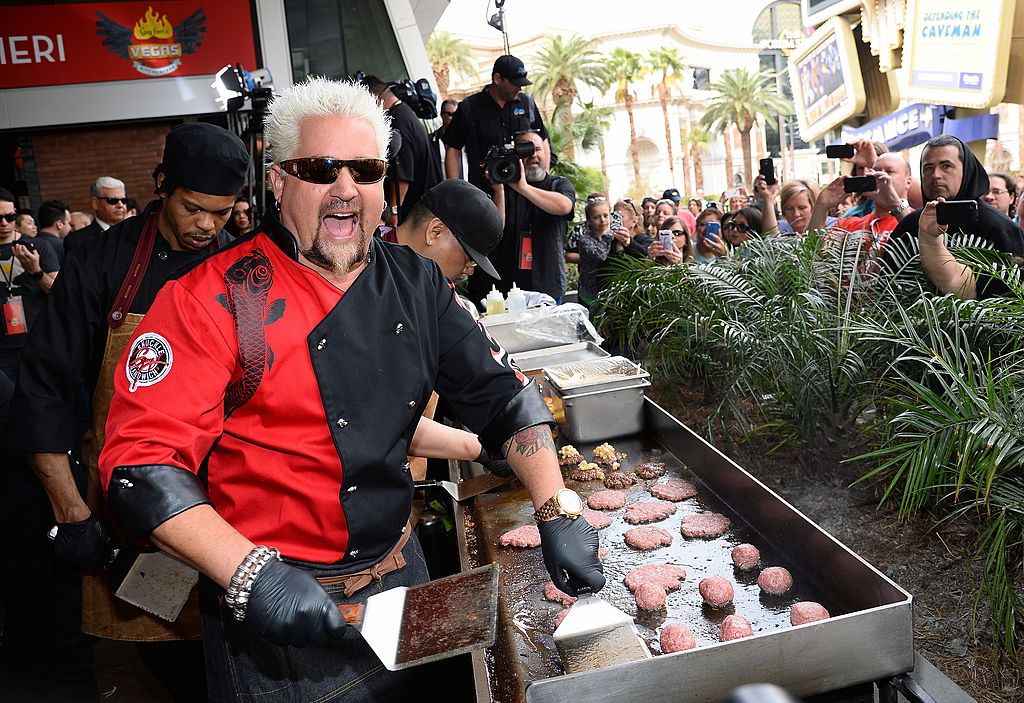Guy Fieri American Kitchen And Bar