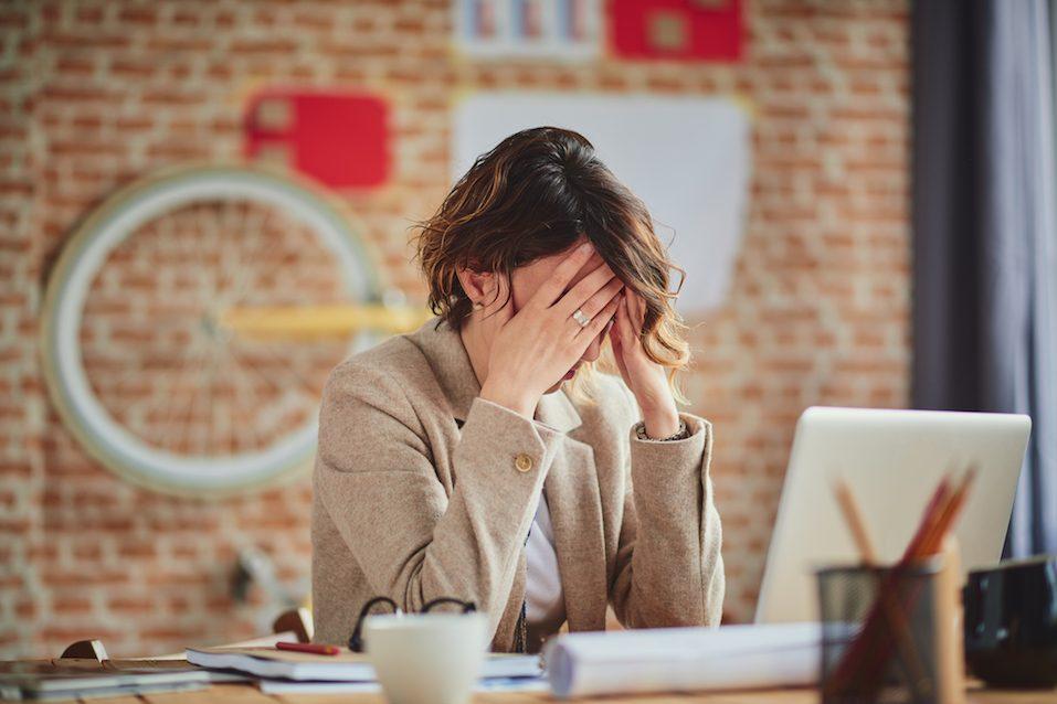 Headache In Office