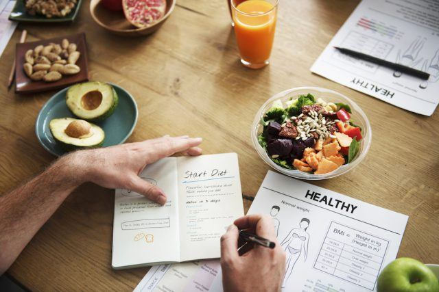 Weight loss and dieting become easier when you plan ahead.