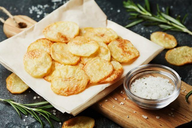 These are some of the healthiest potato chips on the shelf.