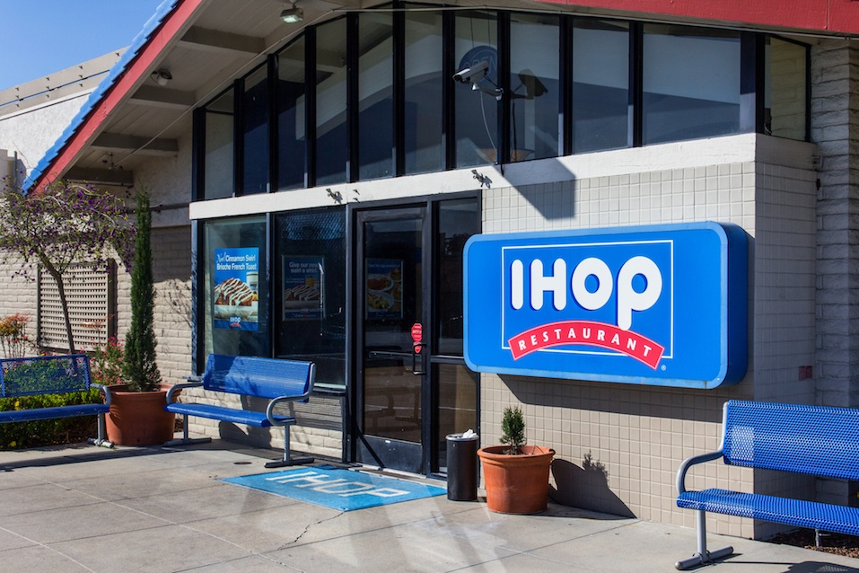 IHOP International House of Pancakes