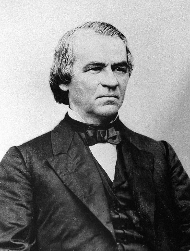 Impeachment trial of President Andrew Johnson