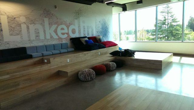 LinkedIn's meeting spot