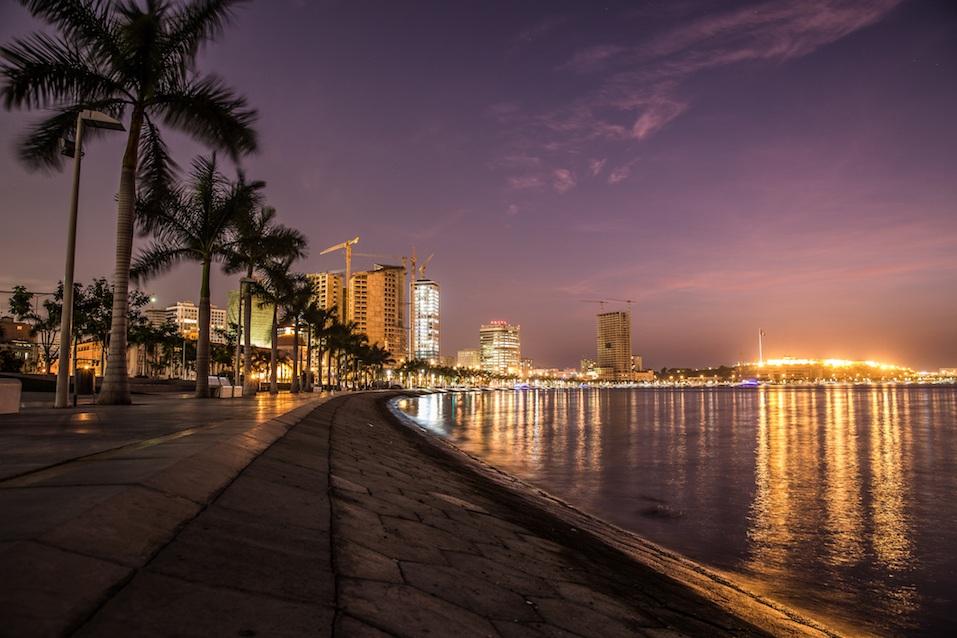 Luanda Bay Angola