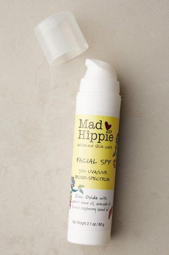 The Best Vegan Beauty Products Mad Hippie Facial Sunscreen SPF 30