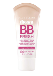 Affordable Drugstore Beauty Products Maybelline Dream Fresh BB