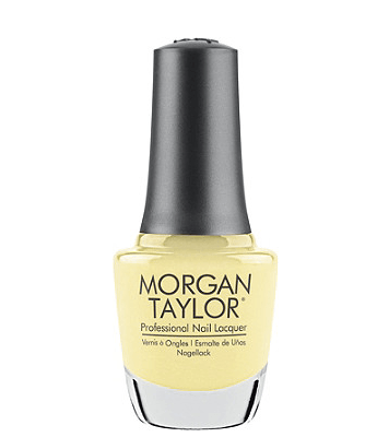 Nail Polish Colors That Make Your Hands Look Old Morgan Taylor Days in the Sun