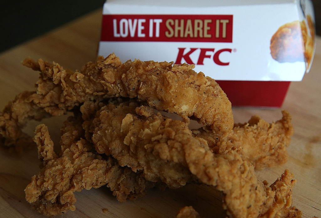 New Consumer Survey Ranks McDonald's Hamburgers, KFC Chicken Worst Tasting