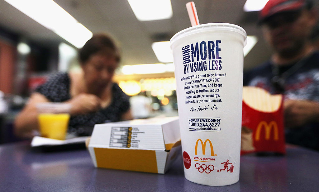 New York City Board Of Health Approves Bloomberg's Over Sized Sugary Drink Ban