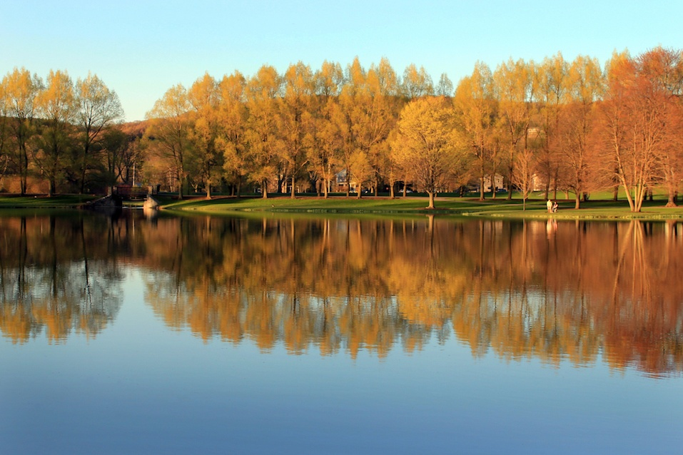 Taylor Lake, Colgate University