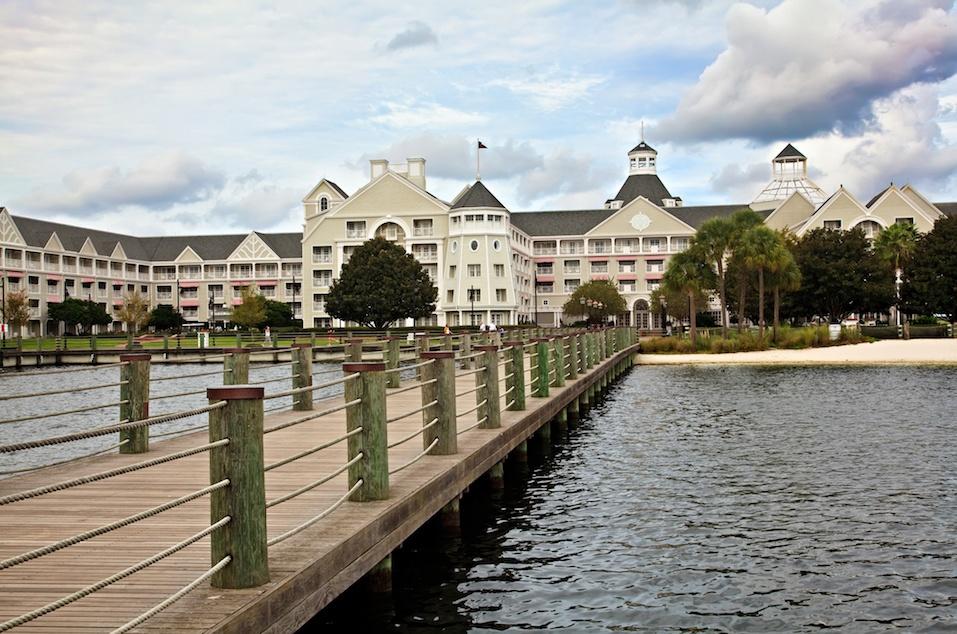 Orlando Resort and Boardwalk