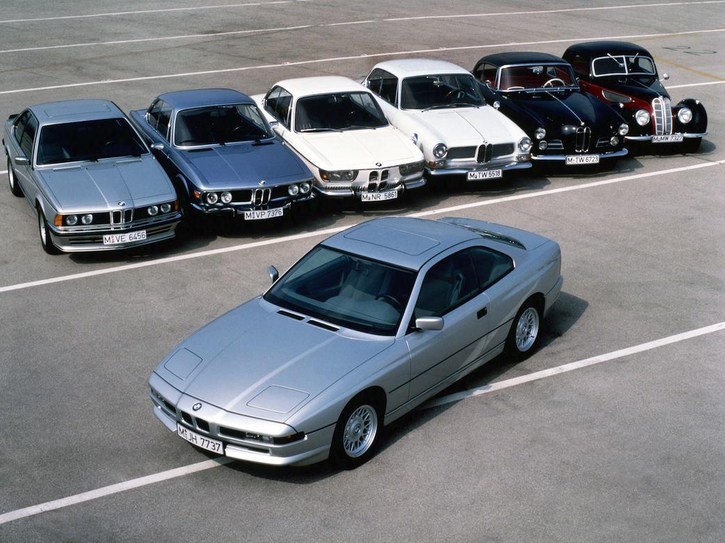 1990 BMW 850