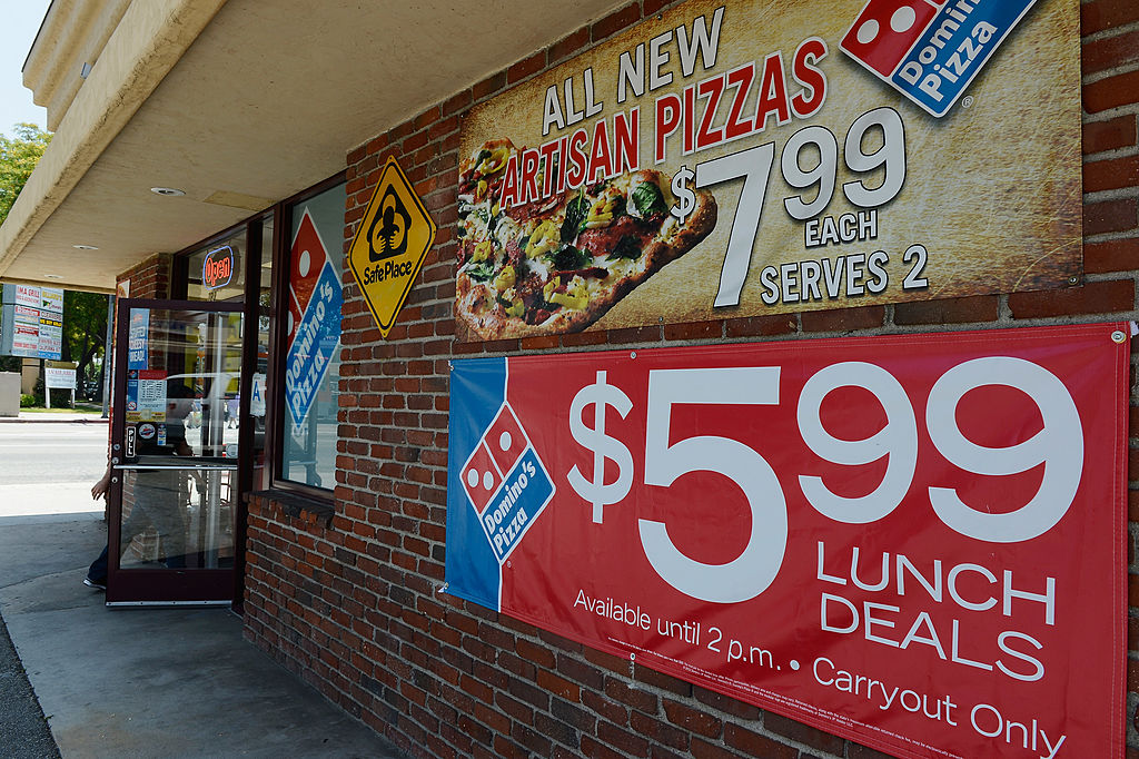 Pizza Chains Resist Proposed FDA Rules On Menu Labelling