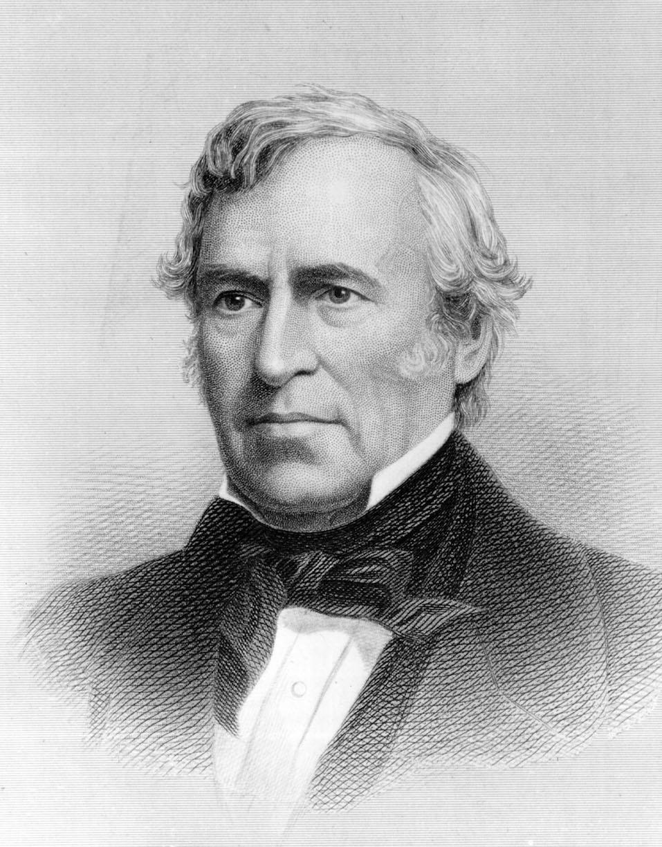 President Zachary Taylor