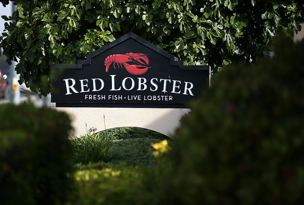 Red Lobster Sold To Golden Gate Capital For 2.1 Billion