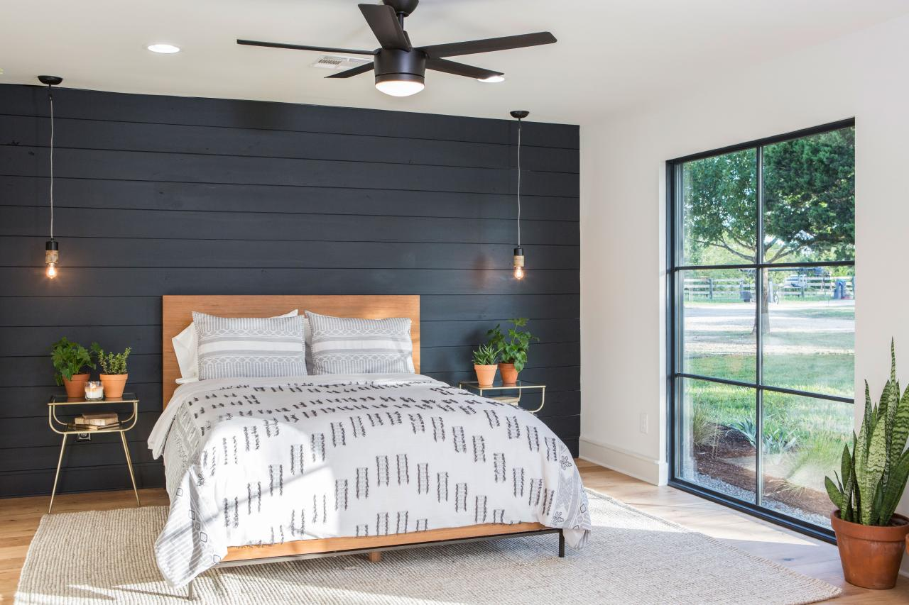 Shiplap in a home on HGTV's 'Fixer Upper'