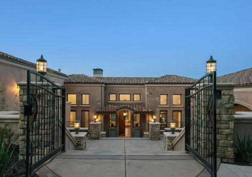 Steph Curry's mansion for sale
