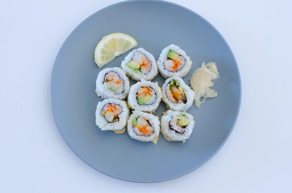 Sushi California Roll
