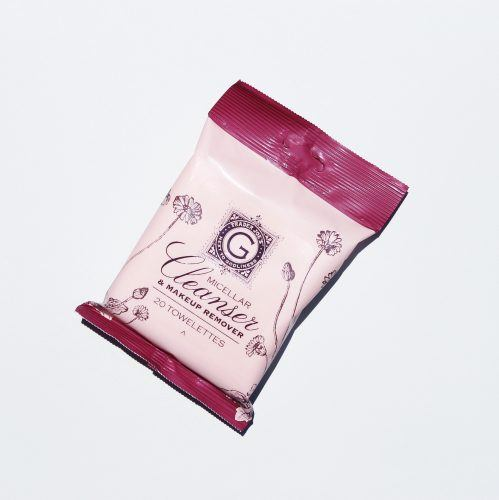 Trader Joe's Beauty Products Micellar Cleanser & Makeup Remover Towelettes