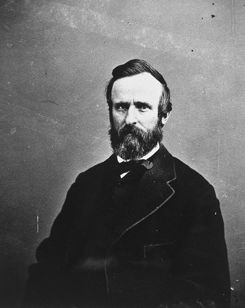 19th U.S. President Rutherford B. Hayes