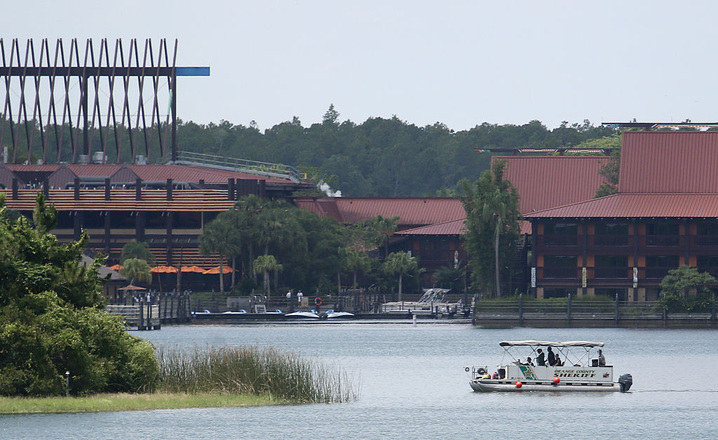 Disney's Polynesian Village Resort near Orlando