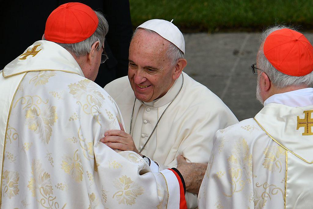 VATICAN-POPE-JUBILEE-CLOSING