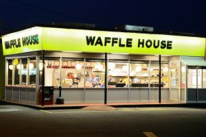 The Real Story Behind the Waffle House Waitress Who Got a $16K Scholarship For Helping an Elderly Man