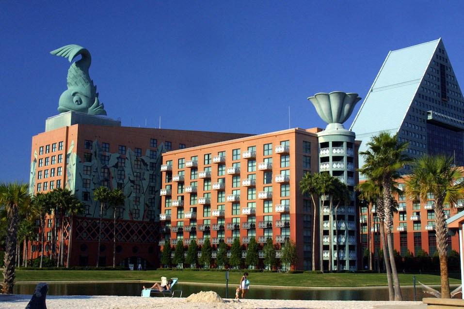 Walt Disney World Swan and Dolphin Resorts