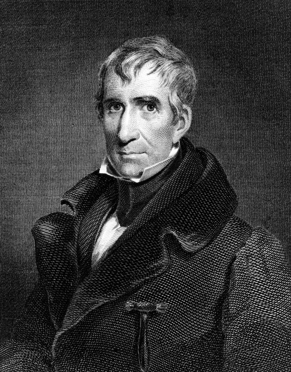 William H Harrison