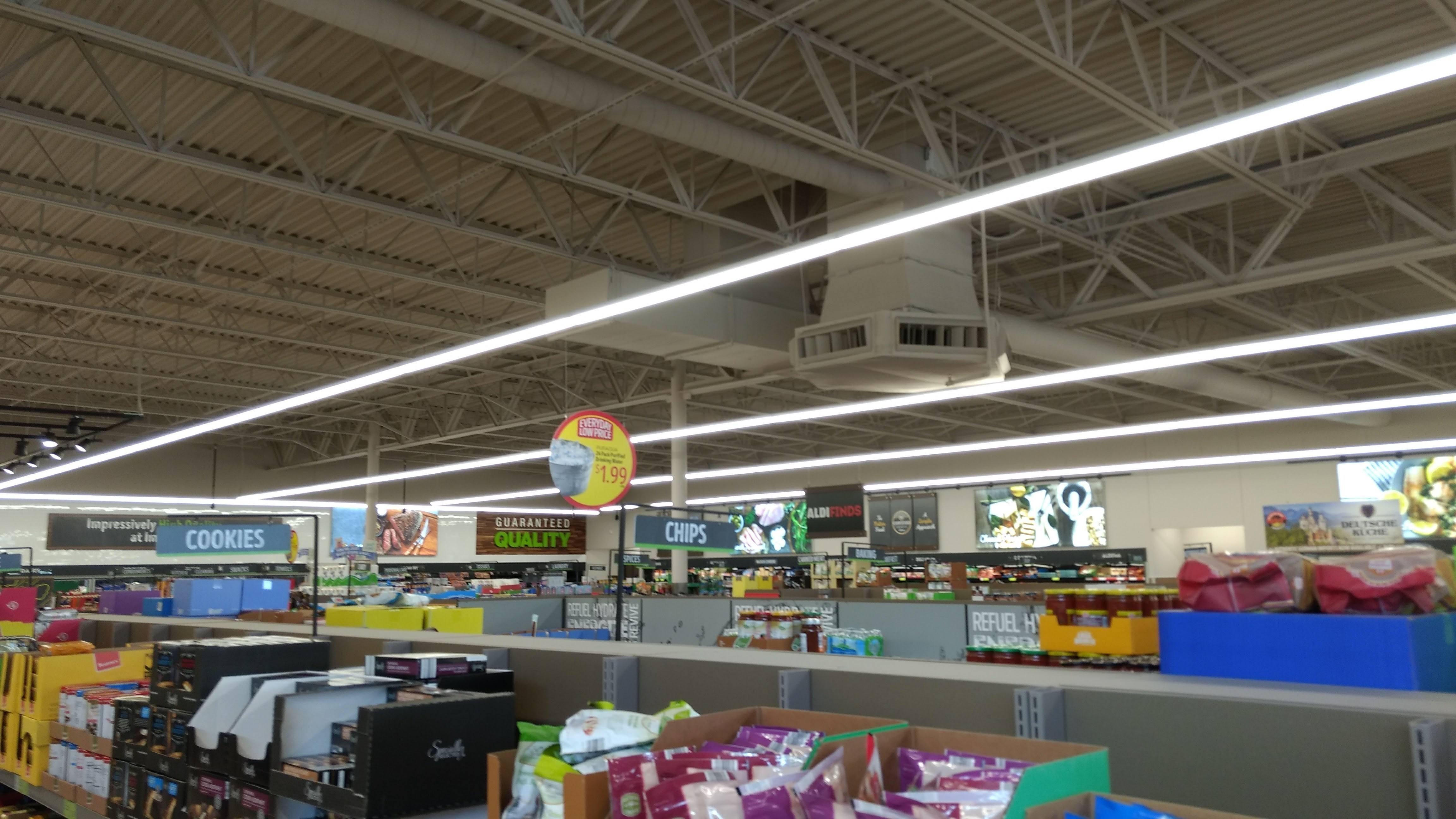 Aldi Food Store Employment