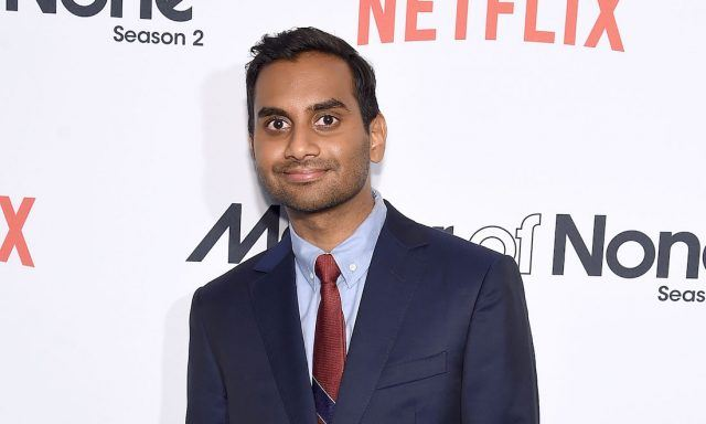 """Actor Aziz Ansari attends the """"Master Of None"""" Season 2 Premiere at SVA Theatre on May 11, 2017 in New York City."""
