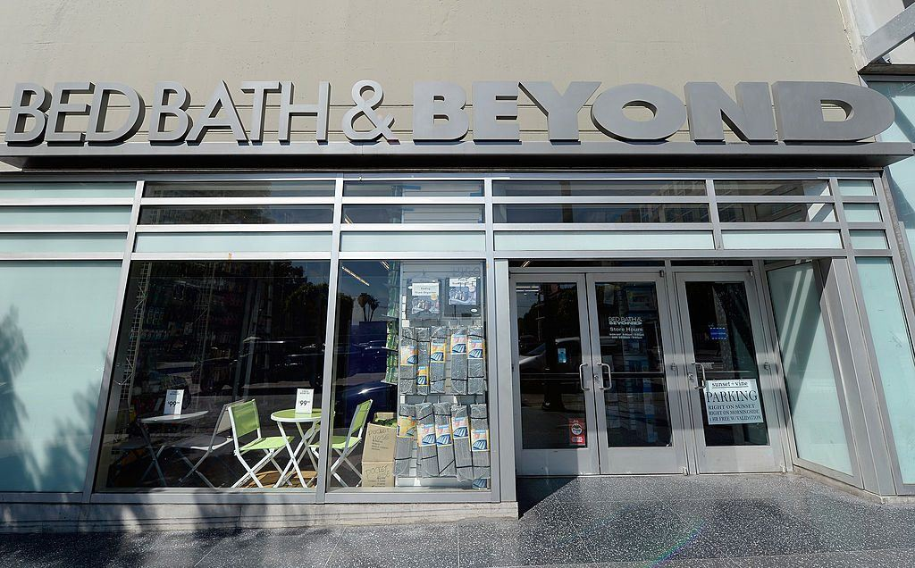 bed bath and beyond store