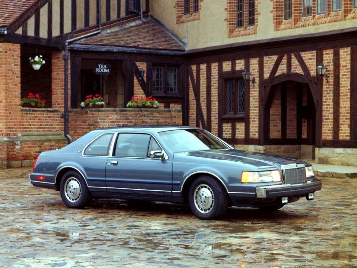 1984 Lincoln Mark VII LSC