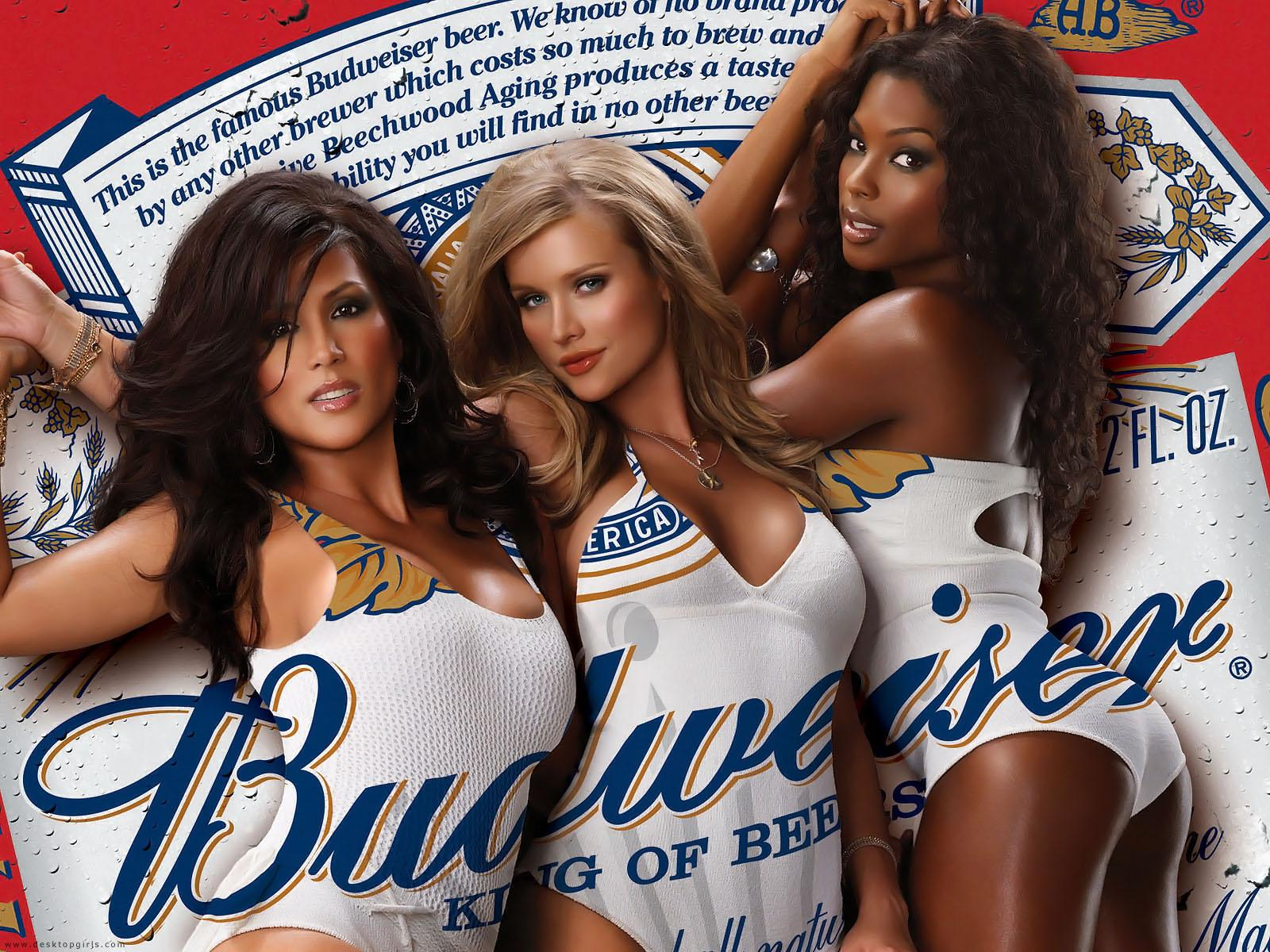 Budweiser babes