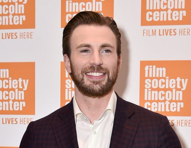 """Actor Chris Evans attends the """"Gifted"""" New York Premiere at New York Institute of Technology on April 6, 2017 in New York City."""