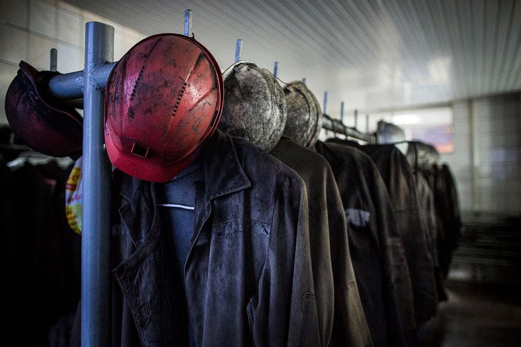 Coal miner's equipment