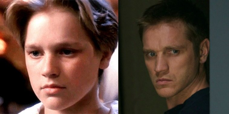 Devon Sawa in Casper in 1995 and on Nikita (2010-2013)