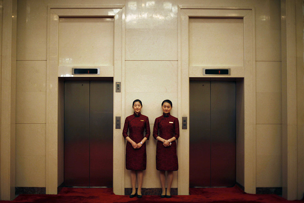 elevator attendants
