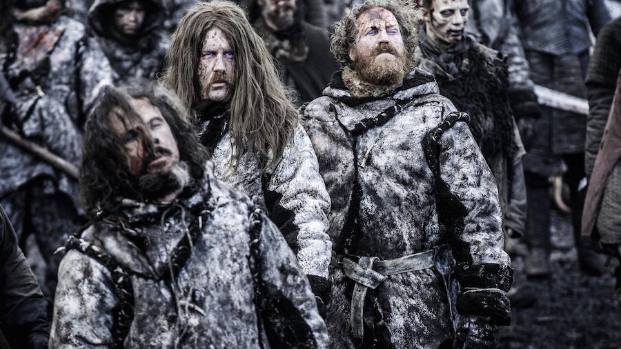 Members of the band Mastodon on 'Game of Thrones'
