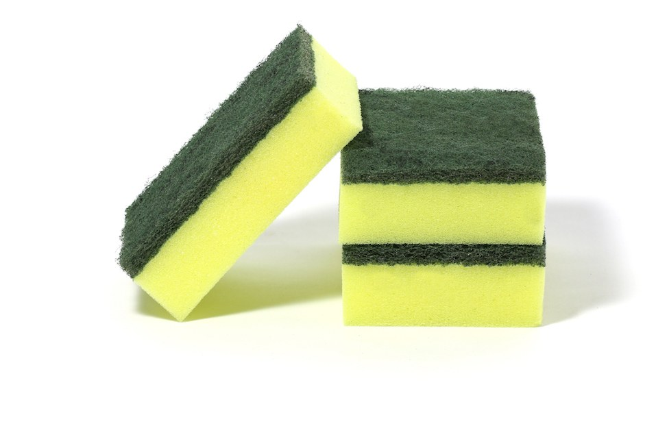 sponge for cleaning