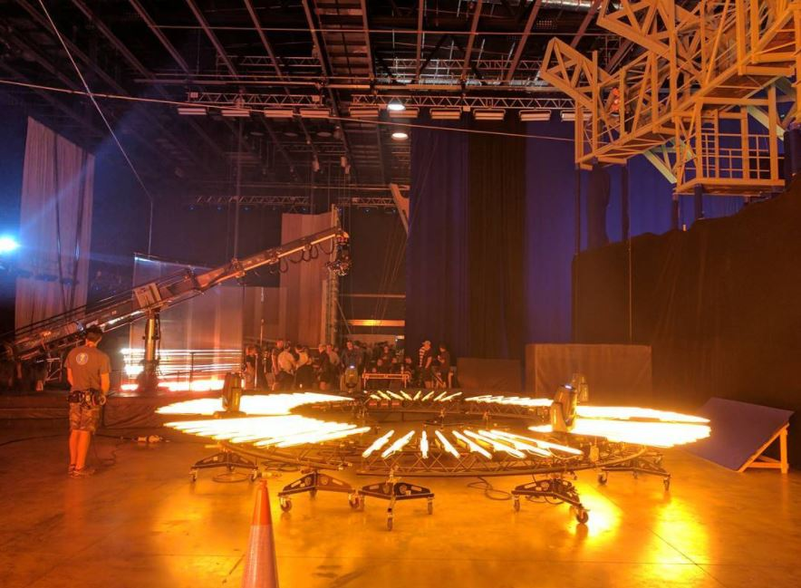 An image of a set for Mission: Impossible 6