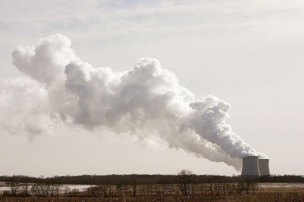 Pollution, nuclear, Illinois