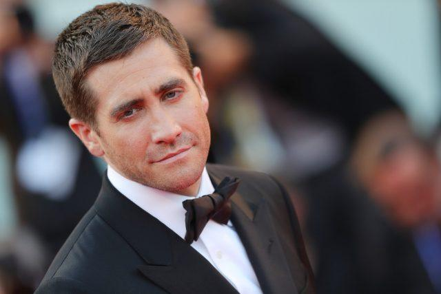 Jake Gyllenhaal attends the premiere of 'Nocturnal Animals' during the 73rd Venice Film Festival at Sala Grande on September 2, 2016 in Venice, Italy.