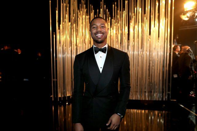 Actor Michael B. Jordan attends the 88th Annual Academy Awards at Dolby Theatre on February 28, 2016 in Hollywood, California.
