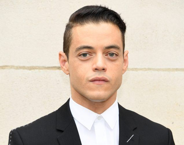 Rami Malek attends the Dior Homme Menswear Spring/Summer 2018 show as part of Paris Fashion Week on June 24, 2017 in Paris, France.