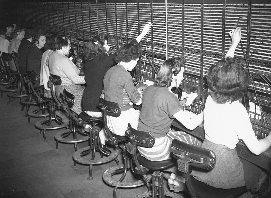 Telephone Operators