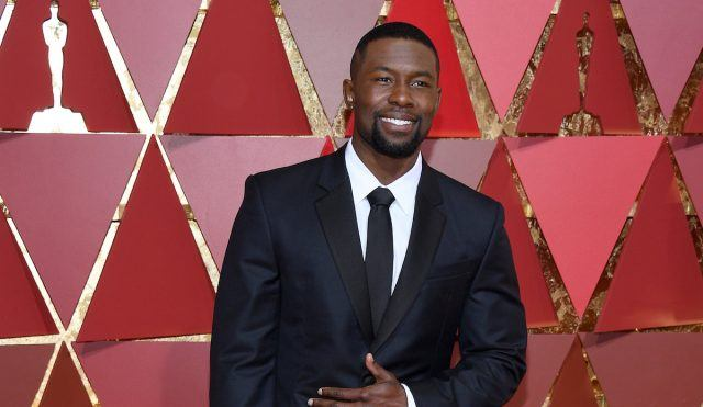 Actor Trevante Rhodes attends the 89th Annual Academy Awards at Hollywood Highland Center on February 26, 2017 in Hollywood, California.